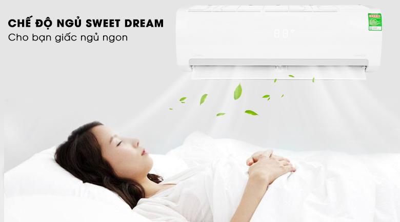 Máy lạnh Midea Inverter 1 HP MSMAIII-10CRDN1 Mẫu 20188